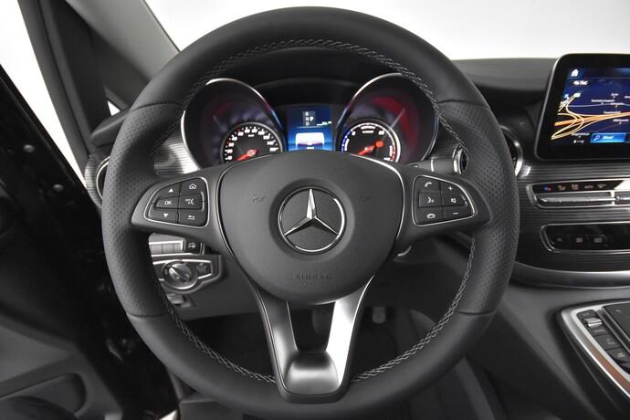 Kuva 16/26, Mercedes-Benz EQV 300 e keskipitkä A2, Tila-auto, Automaatti, Sähkö, MYY-553
