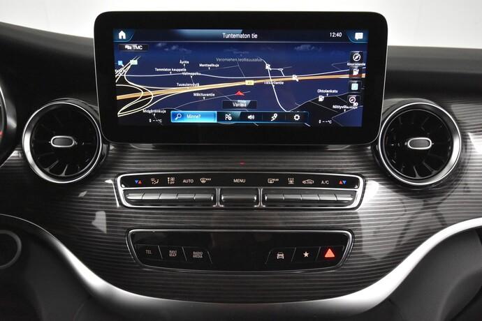 Kuva 17/26, Mercedes-Benz EQV 300 e keskipitkä A2, Tila-auto, Automaatti, Sähkö, MYY-553