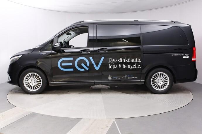 Kuva 3/26, Mercedes-Benz EQV 300 e keskipitkä A2, Tila-auto, Automaatti, Sähkö, MYY-553