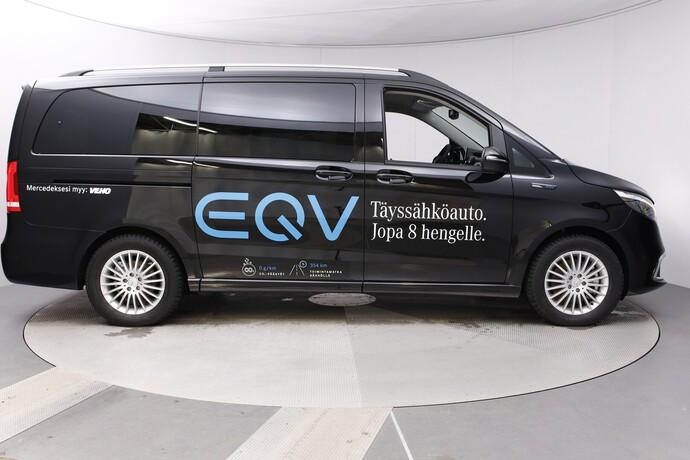 Kuva 7/26, Mercedes-Benz EQV 300 e keskipitkä A2, Tila-auto, Automaatti, Sähkö, MYY-553