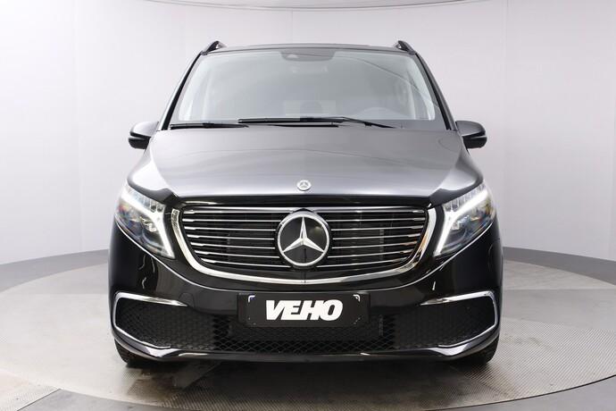 Kuva 9/26, Mercedes-Benz EQV 300 e keskipitkä A2, Tila-auto, Automaatti, Sähkö, MYY-553