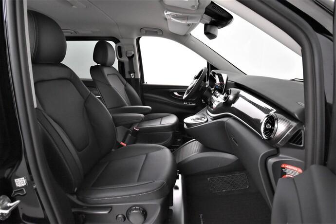 Kuva 10/26, Mercedes-Benz EQV 300 e keskipitkä A2, Tila-auto, Automaatti, Sähkö, MYY-553