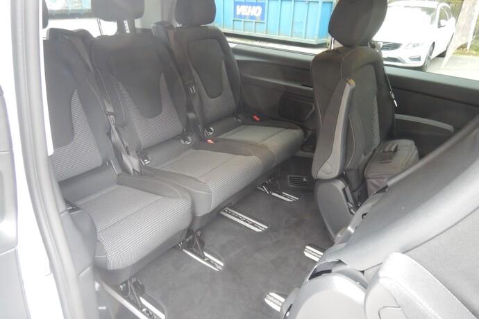 Kuva 11/14, Mercedes-Benz EQV 300 e pitkä A3 **UUSI AUTO, NOPEAAN TOIMITUKSEEN**, Tila-auto, Automaatti, Sähkö, MYY-549