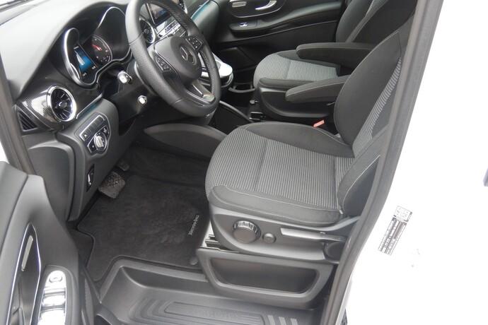 Kuva 13/14, Mercedes-Benz EQV 300 e pitkä A3 **UUSI AUTO, NOPEAAN TOIMITUKSEEN**, Tila-auto, Automaatti, Sähkö, MYY-549