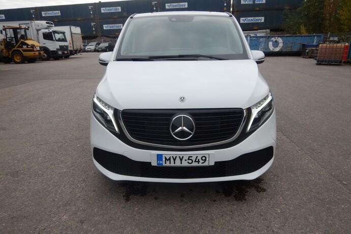 Kuva 2/14, Mercedes-Benz EQV 300 e pitkä A3 **UUSI AUTO, NOPEAAN TOIMITUKSEEN**, Tila-auto, Automaatti, Sähkö, MYY-549