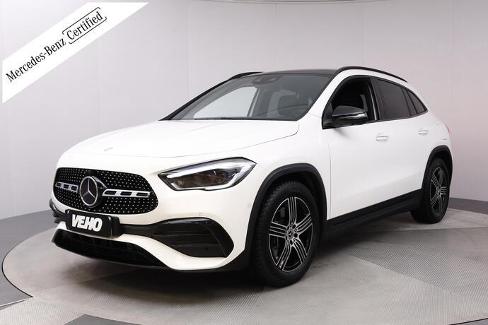 Mercedes-Benz GLA 250 4Matic A Business ** 2 vuoden takuu **, Maastoauto, Automaatti, Bensiini, Neliveto, JJ-3092
