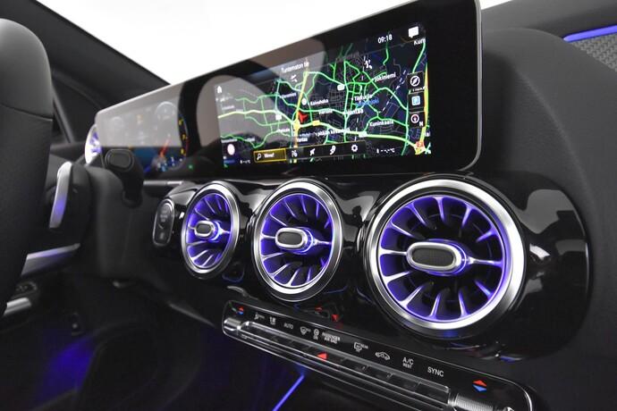 Kuva 16/27, Mercedes-Benz GLA 250 4Matic A Business ** 2 vuoden takuu **, Maastoauto, Automaatti, Bensiini, Neliveto, JJ-3092