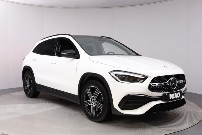Kuva 8/27, Mercedes-Benz GLA 250 4Matic A Business ** 2 vuoden takuu **, Maastoauto, Automaatti, Bensiini, Neliveto, JJ-3092