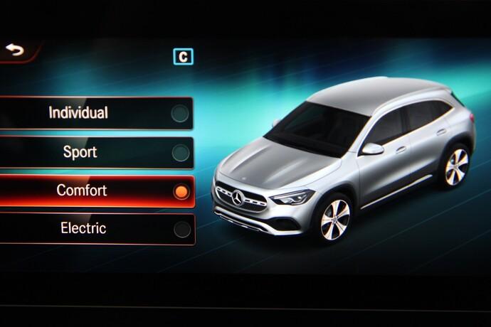 Kuva 13/13, Mercedes-Benz GLA 250 e A Business AMG EQ Power, Maastoauto, Automaatti, Bensiini, Plug-in-hybridi, GZV-263