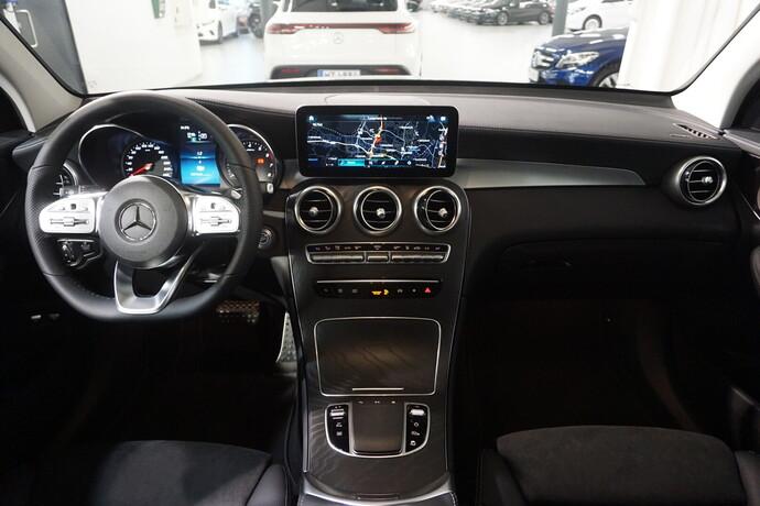 Kuva 12/21, Mercedes-Benz GLC 300 e 4Matic A Business, Maastoauto, Automaatti, Bensiini, Plug-in-hybridi, Neliveto, JMH-528