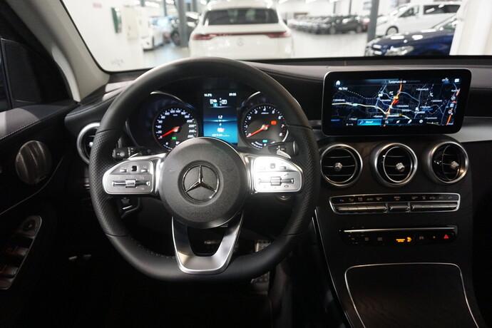Kuva 13/21, Mercedes-Benz GLC 300 e 4Matic A Business, Maastoauto, Automaatti, Bensiini, Plug-in-hybridi, Neliveto, JMH-528