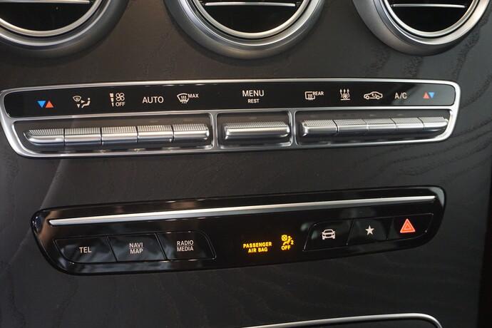Kuva 16/21, Mercedes-Benz GLC 300 e 4Matic A Business, Maastoauto, Automaatti, Bensiini, Plug-in-hybridi, Neliveto, JMH-528