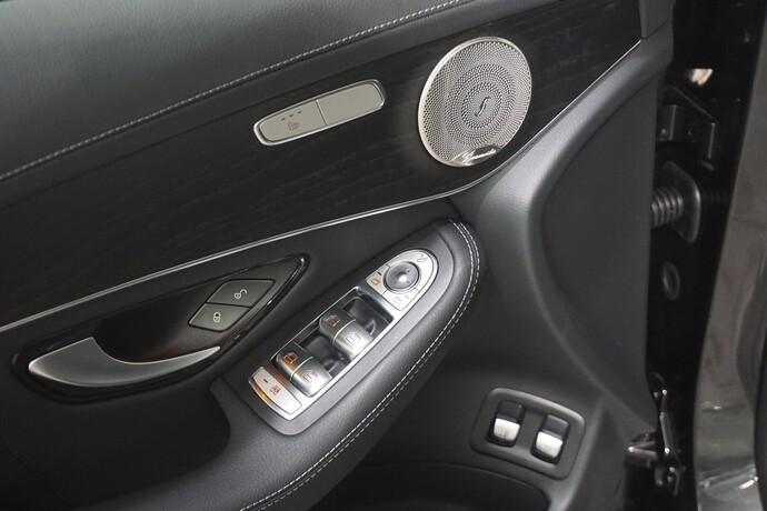 Kuva 18/21, Mercedes-Benz GLC 300 e 4Matic A Business, Maastoauto, Automaatti, Bensiini, Plug-in-hybridi, Neliveto, JMH-528