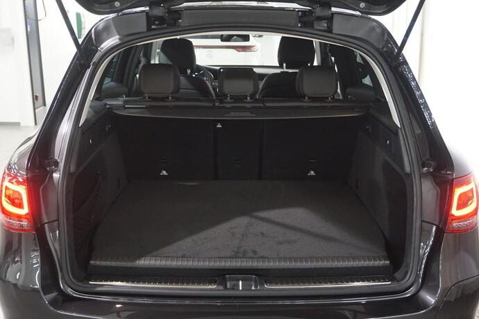 Kuva 19/21, Mercedes-Benz GLC 300 e 4Matic A Business, Maastoauto, Automaatti, Bensiini, Plug-in-hybridi, Neliveto, JMH-528