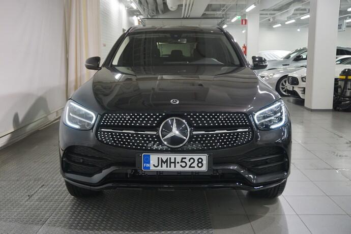 Kuva 2/21, Mercedes-Benz GLC 300 e 4Matic A Business, Maastoauto, Automaatti, Bensiini, Plug-in-hybridi, Neliveto, JMH-528