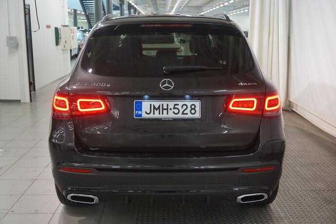 Kuva 6/21, Mercedes-Benz GLC 300 e 4Matic A Business, Maastoauto, Automaatti, Bensiini, Plug-in-hybridi, Neliveto, JMH-528