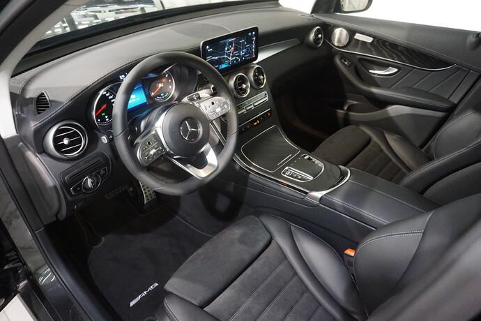 Kuva 8/21, Mercedes-Benz GLC 300 e 4Matic A Business, Maastoauto, Automaatti, Bensiini, Plug-in-hybridi, Neliveto, JMH-528