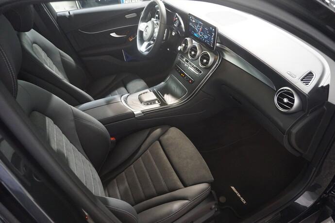 Kuva 9/21, Mercedes-Benz GLC 300 e 4Matic A Business, Maastoauto, Automaatti, Bensiini, Plug-in-hybridi, Neliveto, JMH-528