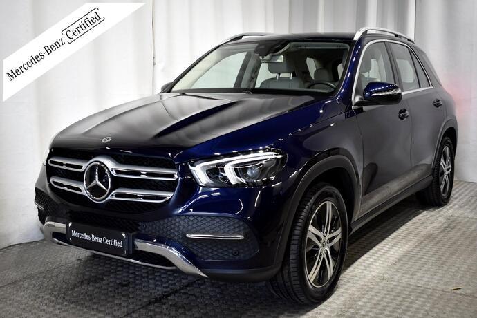 Mercedes-Benz GLE 300 d 4Matic ** 2 vuoden takuu **, Maastoauto, Automaatti, Diesel, Neliveto, JF-4387