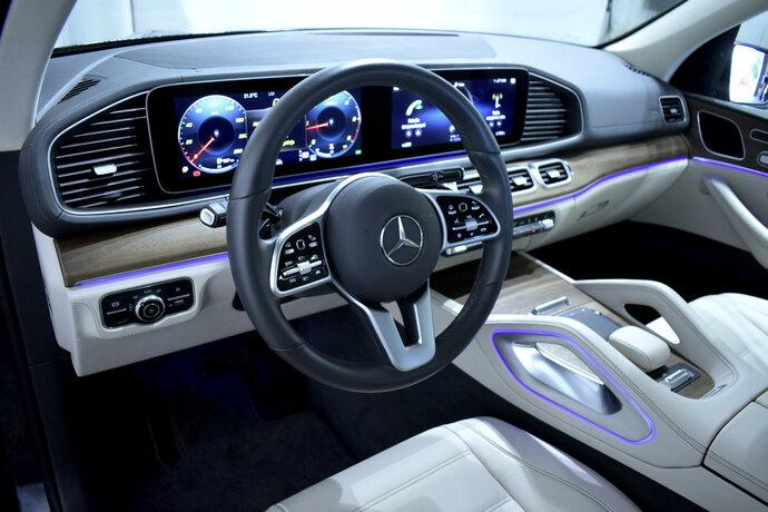 Kuva 12/23, Mercedes-Benz GLE 300 d 4Matic ** 2 vuoden takuu **, Maastoauto, Automaatti, Diesel, Neliveto, JF-4387