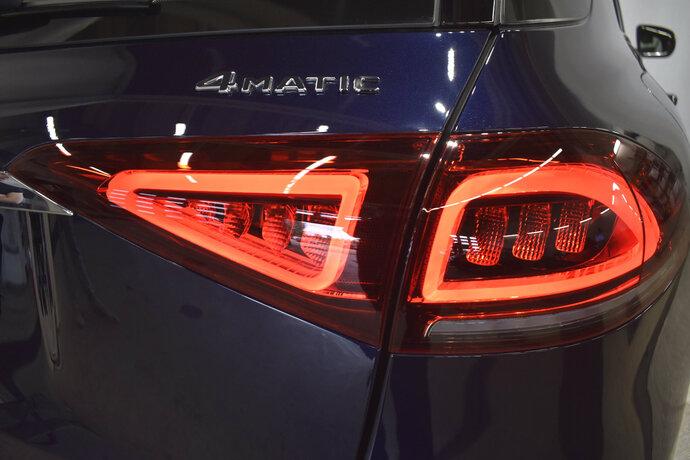 Kuva 10/23, Mercedes-Benz GLE 300 d 4Matic ** 2 vuoden takuu **, Maastoauto, Automaatti, Diesel, Neliveto, JF-4387
