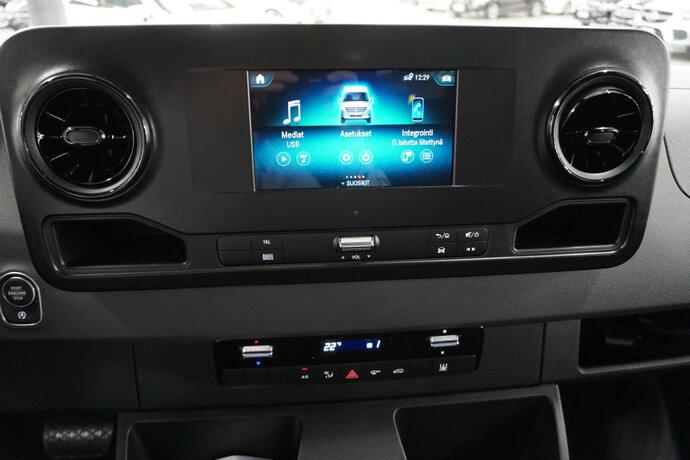 Kuva 10/11, Mercedes-Benz SPRINTER 316CDI RWD-3,5/43K pitkä A3 A (19.1, Pakettiauto, Automaatti, Diesel, ZME-761
