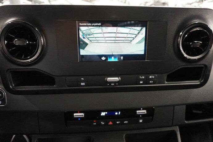 Kuva 11/11, Mercedes-Benz SPRINTER 316CDI RWD-3,5/43K pitkä A3 A (19.1, Pakettiauto, Automaatti, Diesel, ZME-761