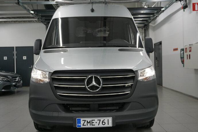 Kuva 2/11, Mercedes-Benz SPRINTER 316CDI RWD-3,5/43K pitkä A3 A (19.1, Pakettiauto, Automaatti, Diesel, ZME-761