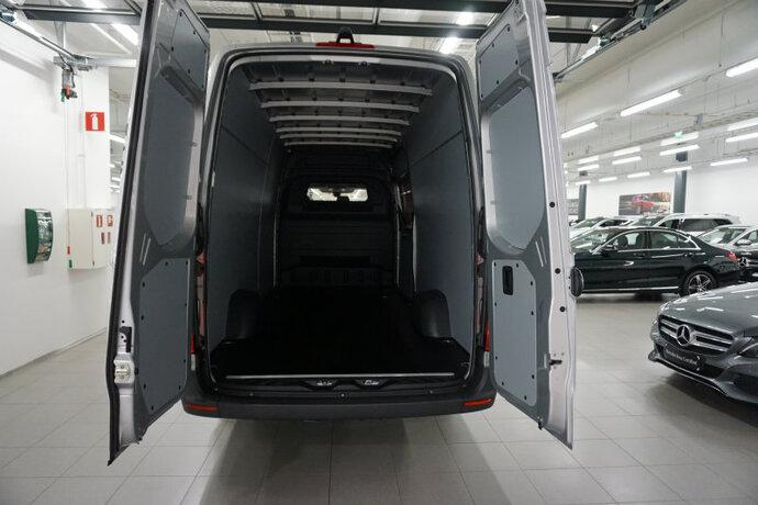 Kuva 5/11, Mercedes-Benz SPRINTER 316CDI RWD-3,5/43K pitkä A3 A (19.1, Pakettiauto, Automaatti, Diesel, ZME-761