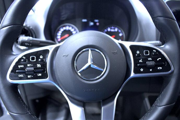 Kuva 10/11, Mercedes-Benz SPRINTER 314CDI FWD-3,5/39K keskip A2 A Worker, Pakettiauto, Automaatti, Diesel, ZMX-550