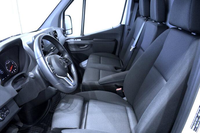 Kuva 7/11, Mercedes-Benz SPRINTER 314CDI FWD-3,5/39K keskip A2 A Worker, Pakettiauto, Automaatti, Diesel, ZMX-550