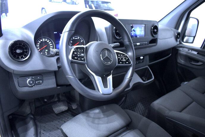 Kuva 8/11, Mercedes-Benz SPRINTER 314CDI FWD-3,5/39K keskip A2 A Worker, Pakettiauto, Automaatti, Diesel, ZMX-550