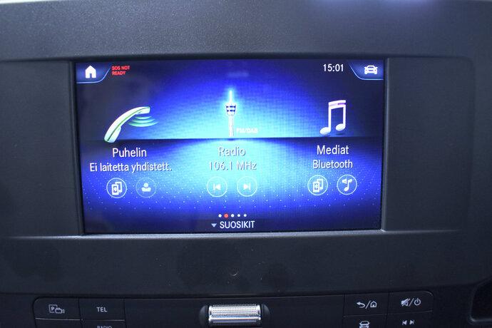 Kuva 9/11, Mercedes-Benz SPRINTER 314CDI FWD-3,5/39K keskip A2 A Worker, Pakettiauto, Automaatti, Diesel, ZMX-550