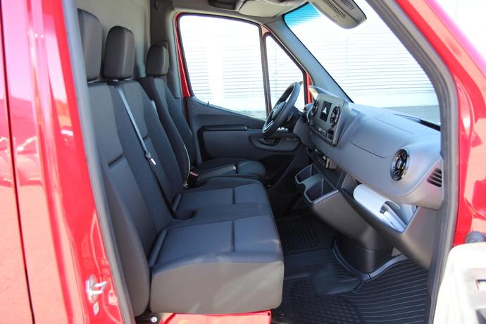 Kuva 10/19, Mercedes-Benz SPRINTER 519CDI RWD-5,0/43K extrapitkä A4 A (20.3 **UUSI AUTO, NOPEAAN TOIMITUKSEEN**, Pakettiauto, Automaatti, Diesel, -288300