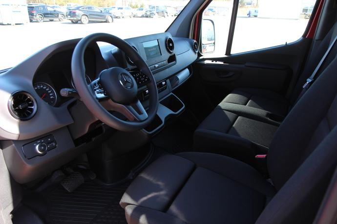 Kuva 11/19, Mercedes-Benz SPRINTER 519CDI RWD-5,0/43K extrapitkä A4 A (20.3 **UUSI AUTO, NOPEAAN TOIMITUKSEEN**, Pakettiauto, Automaatti, Diesel, -288300