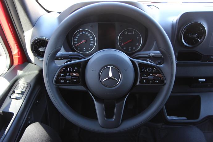 Kuva 12/19, Mercedes-Benz SPRINTER 519CDI RWD-5,0/43K extrapitkä A4 A (20.3 **UUSI AUTO, NOPEAAN TOIMITUKSEEN**, Pakettiauto, Automaatti, Diesel, -288300