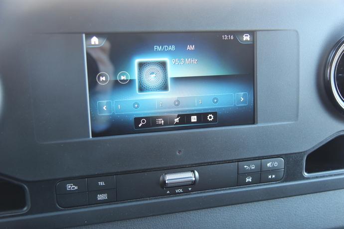 Kuva 13/19, Mercedes-Benz SPRINTER 519CDI RWD-5,0/43K extrapitkä A4 A (20.3 **UUSI AUTO, NOPEAAN TOIMITUKSEEN**, Pakettiauto, Automaatti, Diesel, -288300