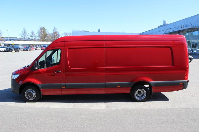 Kuva 2/19, Mercedes-Benz SPRINTER 519CDI RWD-5,0/43K extrapitkä A4 A (20.3 **UUSI AUTO, NOPEAAN TOIMITUKSEEN**, Pakettiauto, Automaatti, Diesel, -288300