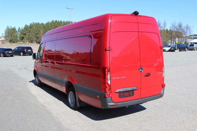 Kuva 3/19, Mercedes-Benz SPRINTER 519CDI RWD-5,0/43K extrapitkä A4 A (20.3 **UUSI AUTO, NOPEAAN TOIMITUKSEEN**, Pakettiauto, Automaatti, Diesel, -288300