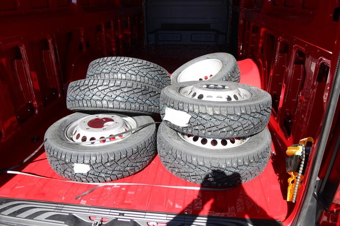 Kuva 8/19, Mercedes-Benz SPRINTER 519CDI RWD-5,0/43K extrapitkä A4 A (20.3 **UUSI AUTO, NOPEAAN TOIMITUKSEEN**, Pakettiauto, Automaatti, Diesel, -288300