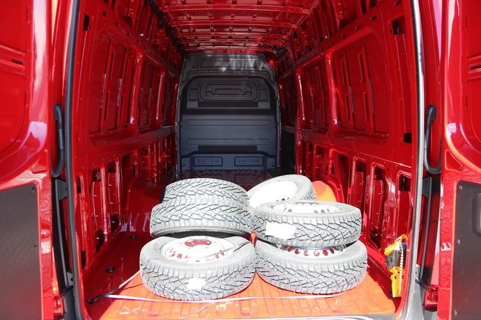 Kuva 9/19, Mercedes-Benz SPRINTER 519CDI RWD-5,0/43K extrapitkä A4 A (20.3 **UUSI AUTO, NOPEAAN TOIMITUKSEEN**, Pakettiauto, Automaatti, Diesel, -288300