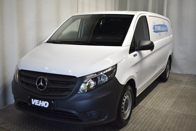 Mercedes-Benz VITO Mercedes-Benz VITO 110CDI FWD-3,05/34K pitkä A3 Worker, Pakettiauto, Manuaali, Diesel, ZNA-258