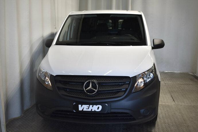Kuva 2/11, Mercedes-Benz VITO Mercedes-Benz VITO 110CDI FWD-3,05/34K pitkä A3 Worker, Pakettiauto, Manuaali, Diesel, ZNA-258