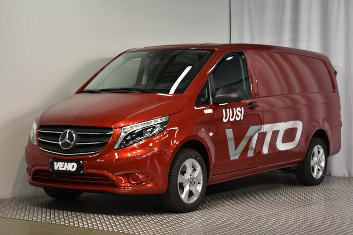 Mercedes-Benz VITO 116CDI 4x4-3,05/32K keskipitkä A2 A Facelift, Pakettiauto, Automaatti, Diesel, Neliveto, LPB-151