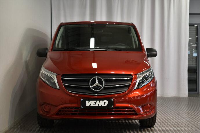 Kuva 3/12, Mercedes-Benz VITO 116CDI 4x4-3,05/32K keskipitkä A2 A Facelift, Pakettiauto, Automaatti, Diesel, Neliveto, LPB-151