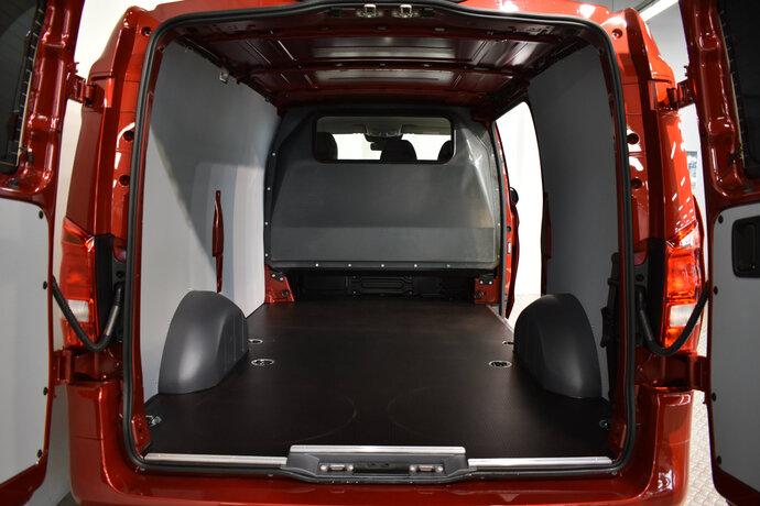 Kuva 5/12, Mercedes-Benz VITO 116CDI 4x4-3,05/32K keskipitkä A2 A Facelift, Pakettiauto, Automaatti, Diesel, Neliveto, LPB-151