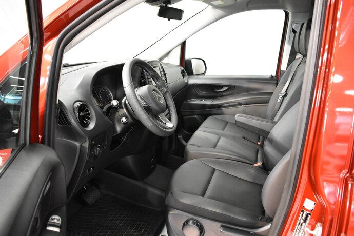 Kuva 7/12, Mercedes-Benz VITO 116CDI 4x4-3,05/32K keskipitkä A2 A Facelift, Pakettiauto, Automaatti, Diesel, Neliveto, LPB-151