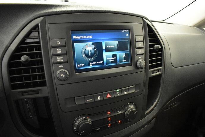 Kuva 8/12, Mercedes-Benz VITO 116CDI 4x4-3,05/32K keskipitkä A2 A Facelift, Pakettiauto, Automaatti, Diesel, Neliveto, LPB-151