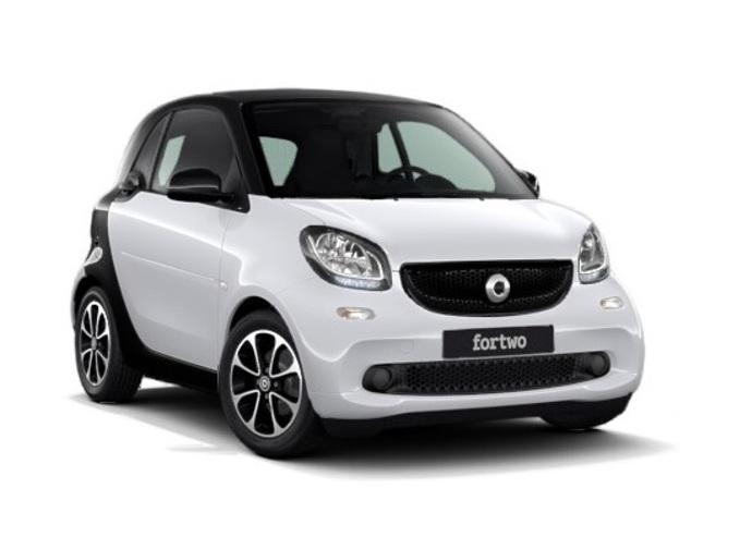 Smart fortwo coupé passion EQ, Coupe, Sähkö