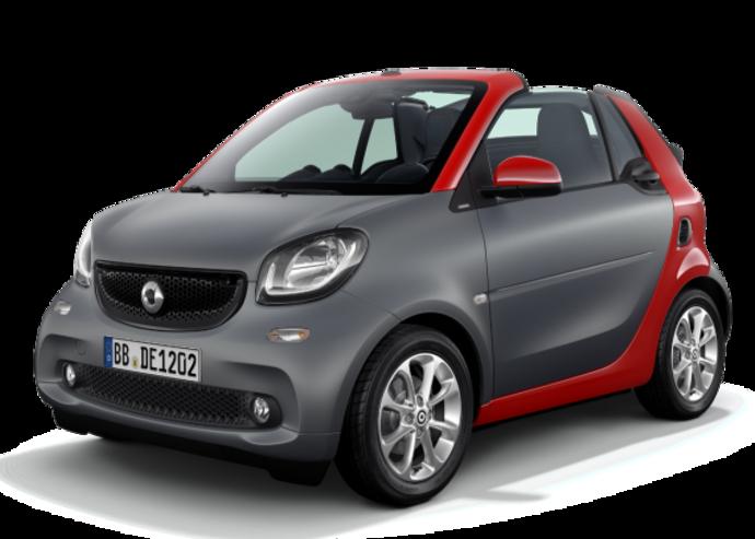 Smart fortwo cabrio passion EQ, Avoauto, Sähkö